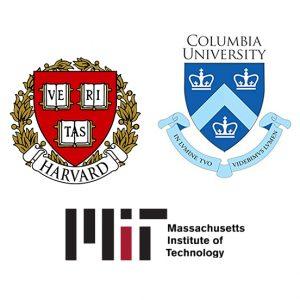 Columbia MIT Harvard