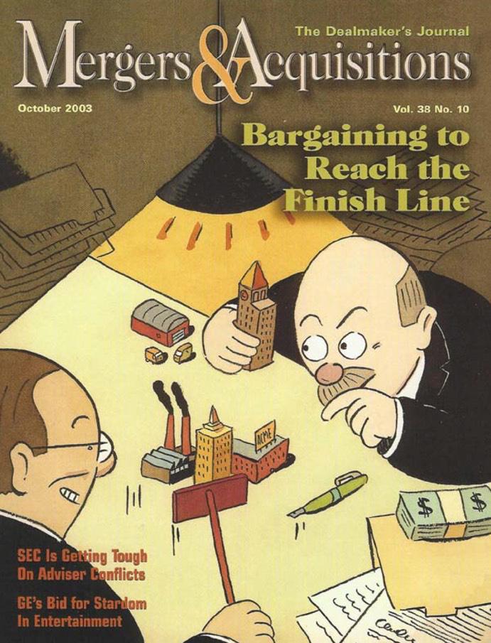 Mergers-Aquisitions